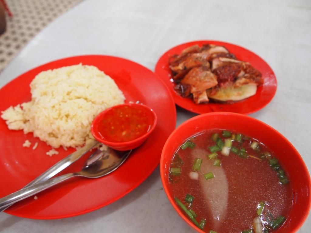 マレーシア クアラルンプール チャイナタウン 食事