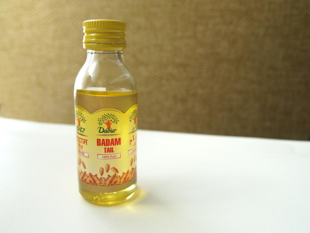 インド アーモンドオイル BADAM TAIL OIL