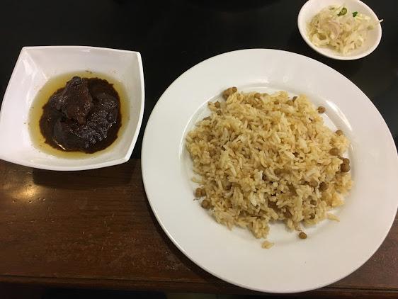ミャンマー料理 カレー