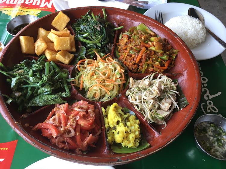 シャン料理 Sin Yaw Restaurant