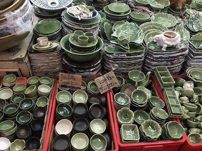 バンコク チャトゥチャックマーケット