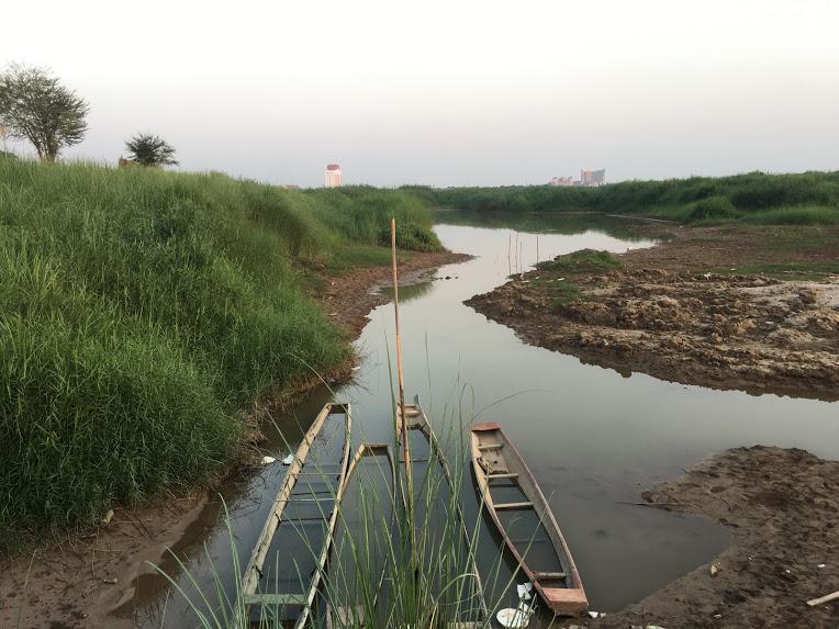 ビエンチャン観光スポット メコン川
