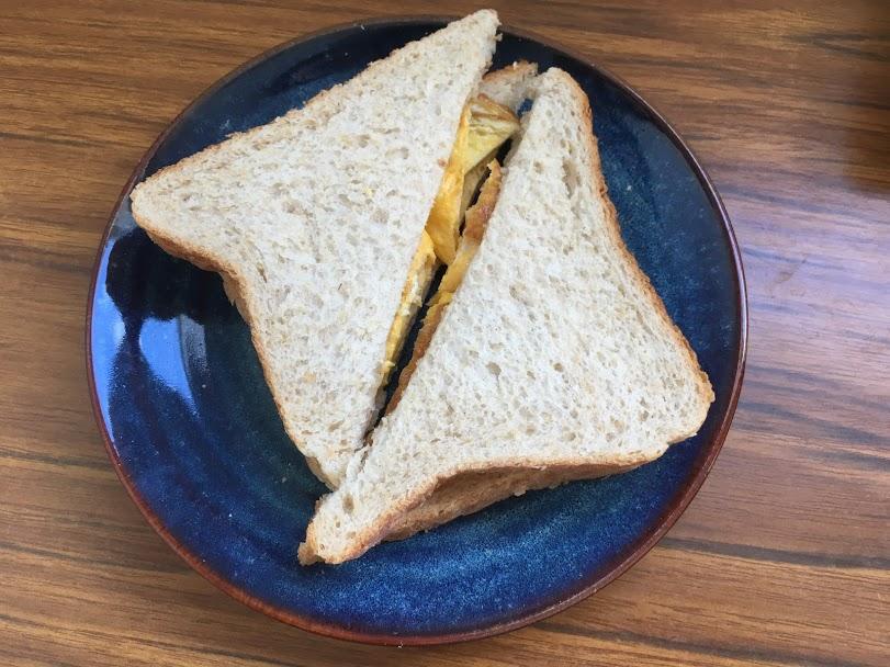 蜜蝋ラップ サンドイッチ